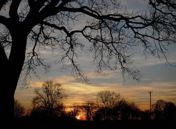 Photograph - Evening Fades Away by John Dakin