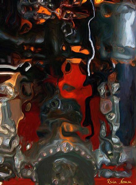 Digital Art - Ex Machina by Rein Nomm