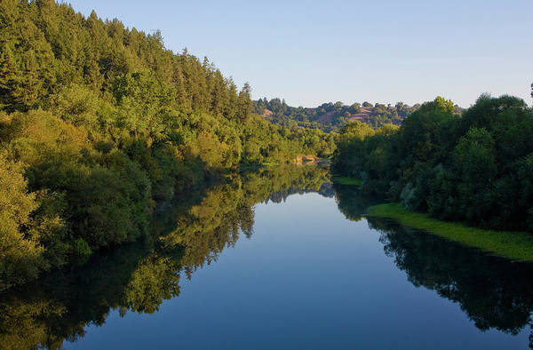Photograph - Exploring The Russian River Valley by George Rose