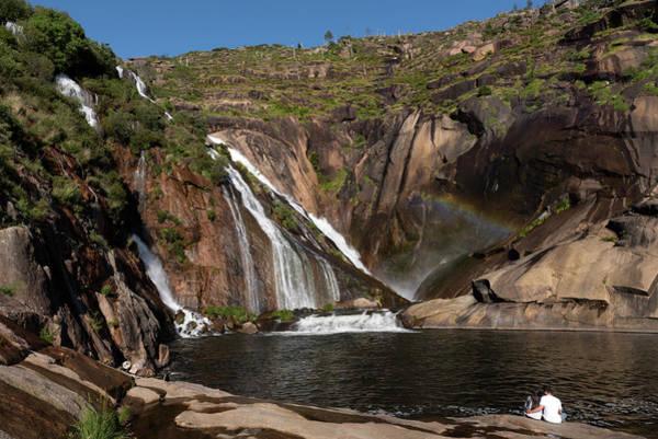 Photograph - Ezaro Waterfall by RicardMN Photography