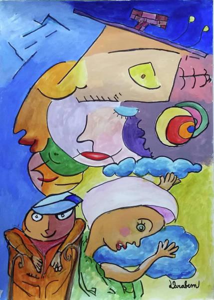 Painting - Faith by Darabem Artist