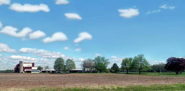 Wall Art - Photograph - Farm Landscape by Brian Wallace