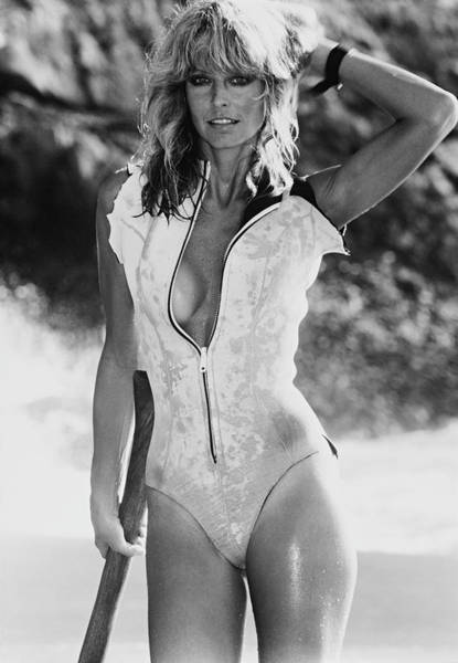 farrah-fawcett-stockings-black-girls-with-cum-on-there-face