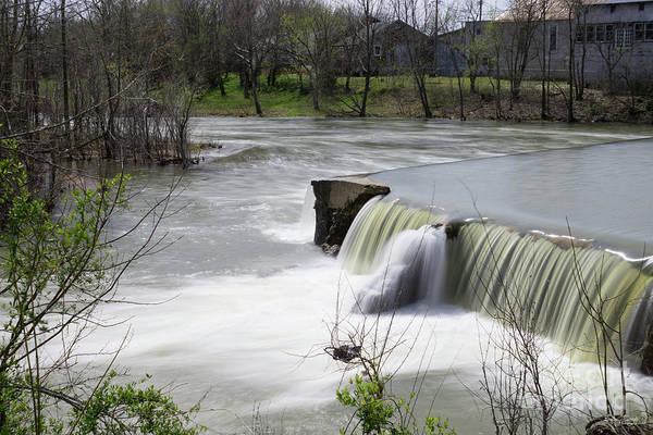 Wall Art - Photograph - Finley River Dam by Jennifer White