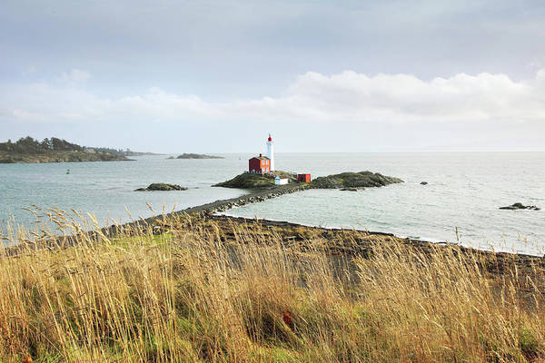 Wall Art - Photograph - Fisgard Lighthouse by Emilynorton