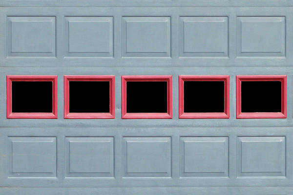 Photograph - Five Windows by Stuart Allen