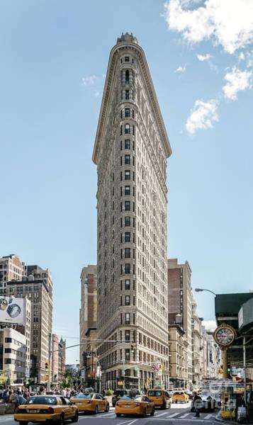 Wall Art - Photograph - Flatiron Building , Manhattan, New York, Usa by Matteo Colombo
