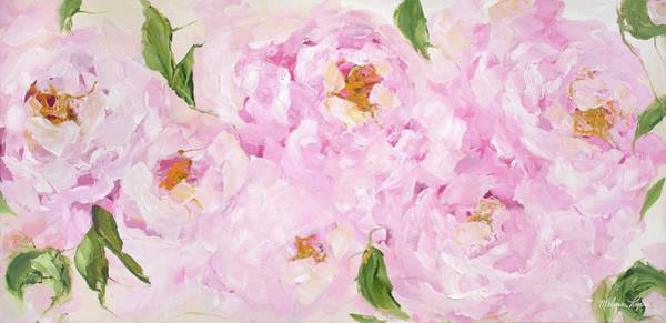 Wall Art - Painting - Floral by Melissa Lyons