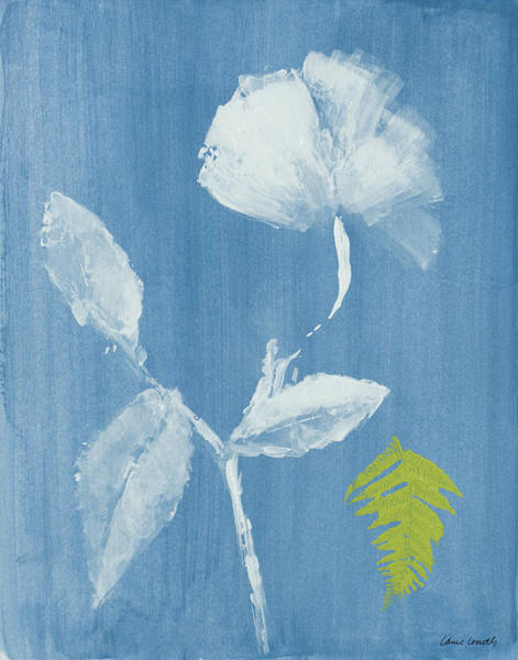 Wall Art - Painting - Floral Whisper I by Lanie Loreth