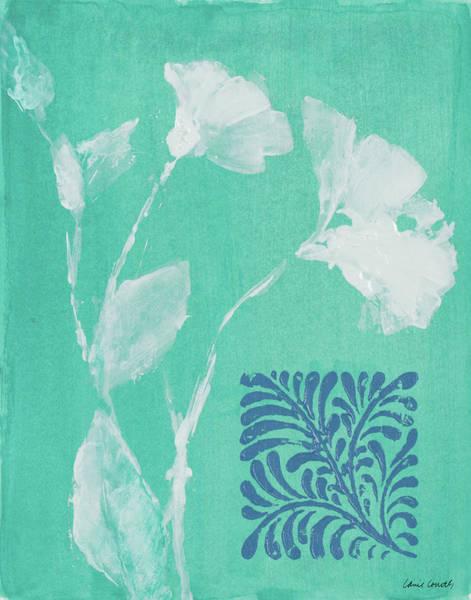 Wall Art - Painting - Floral Whisper II by Lanie Loreth