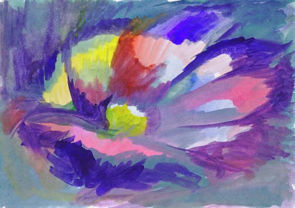Painting - Flowering Abstract 3 by Irina Dobrotsvet