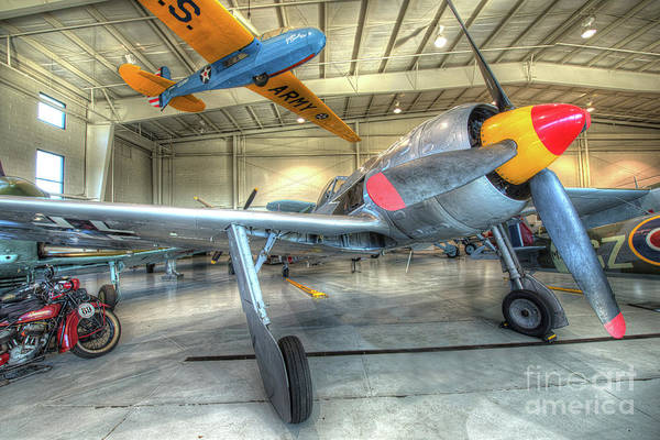 Ju 52 Wall Art - Photograph - Focke Wulf Fw 190 by Greg Hager
