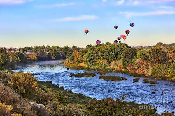 Wall Art - Photograph - Follow The River by Carol Groenen
