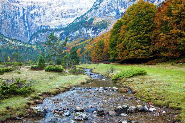 France, Hautes Pyrenees, Cirque Of Art Print