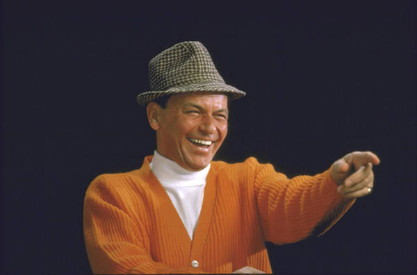 Wall Art - Photograph - Frank Sinatra by John Dominis