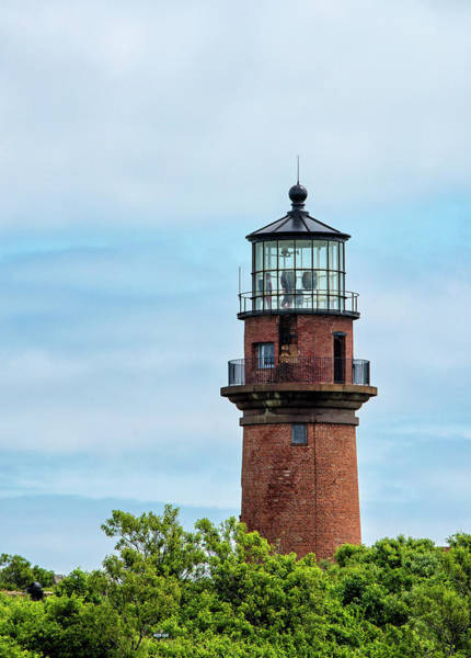 Wall Art - Photograph - Gay Head Lighthouse - Martha's Vineyard by Brendan Reals