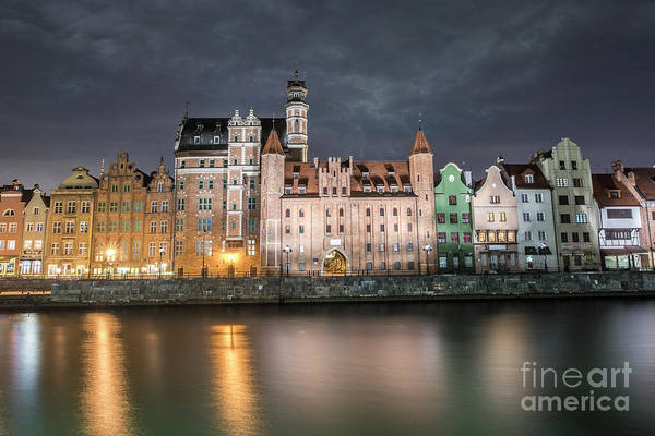 Wall Art - Photograph - Gdansk by Juli Scalzi