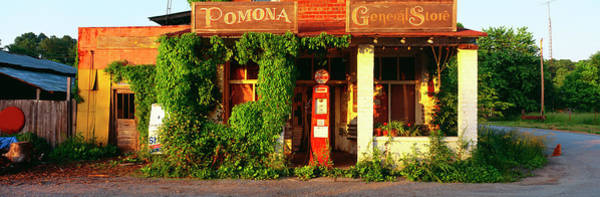 Wall Art - Photograph - General Store, Pomona, Illinois, Usa by Panoramic Images