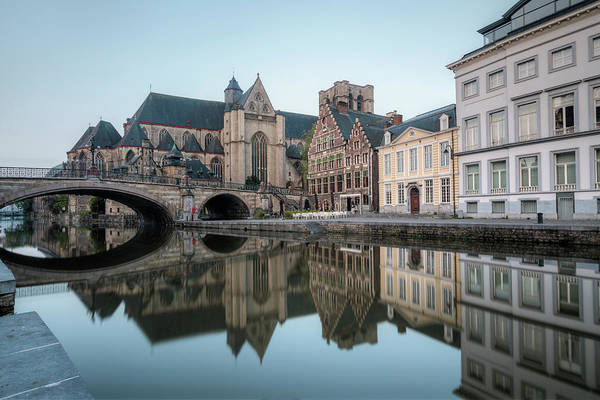 Wall Art - Photograph - Ghent - Belgium by Joana Kruse