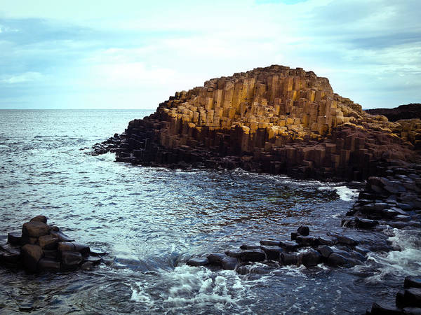 County Antrim Wall Art - Photograph - Giants Causeway by Haoliang