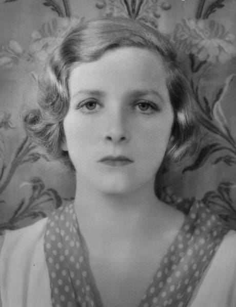 Playhouse Photograph - Gladys Cooper by Sasha
