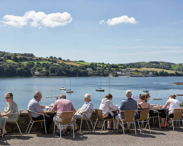 Wall Art - Photograph - Glandore, County Cork, West Cork by Ken Welsh