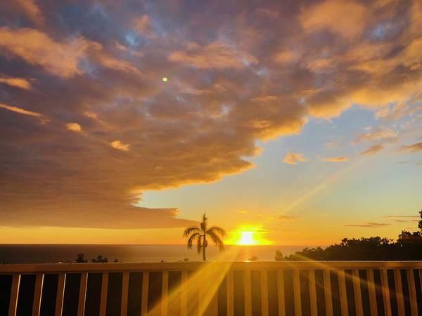Photograph - Glorious Sunset by Karen Nicholson