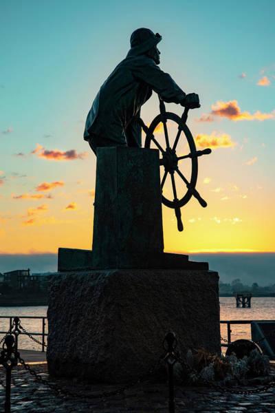Photograph - Gloucester Fisherman by Joann Vitali