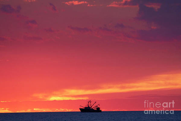 Wall Art - Photograph - Gone Fishing by Tony Cordoza
