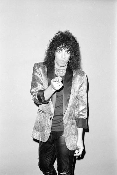 Paul Stanley Wall Art - Photograph - Gold Awards Attendees by Michael Ochs Archives