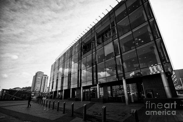 Wall Art - Photograph - 1 Grand Canal Square Office Building Hsbc Accenture Bank Of Ireland And Citadel Securities Offices D by Joe Fox