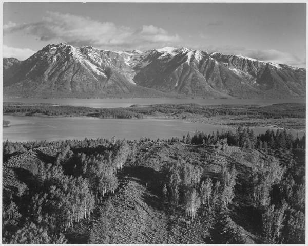 Photograph - Grand Teton by Buyenlarge
