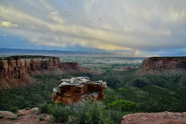 Photograph - Grand View Point Sunset by Ray Mathis