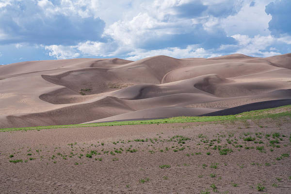 Photograph - Great Sand Dunes National Park In Colorado by Kyle Lee
