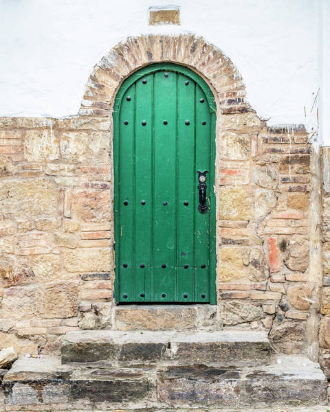 Wall Art - Photograph - Green Door  by Shane Walters