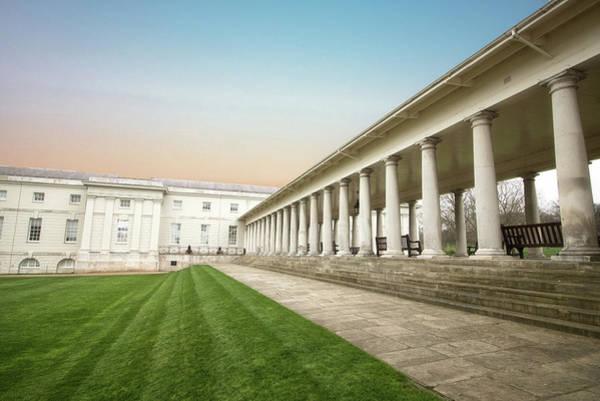 Wall Art - Photograph - Greenwich London by Martin Newman