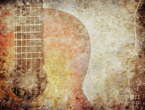 Wall Art - Photograph - Grunge Music by Jelena Jovanovic