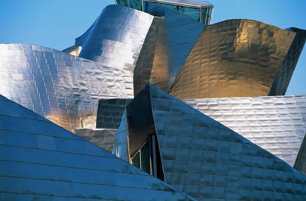 Frank Gehry Photograph - Guggenheim Museum Exterior by Toby Adamson