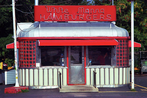 Photograph - Hackensack, Nj -  Burger Joint 2018 #2 by Frank Romeo