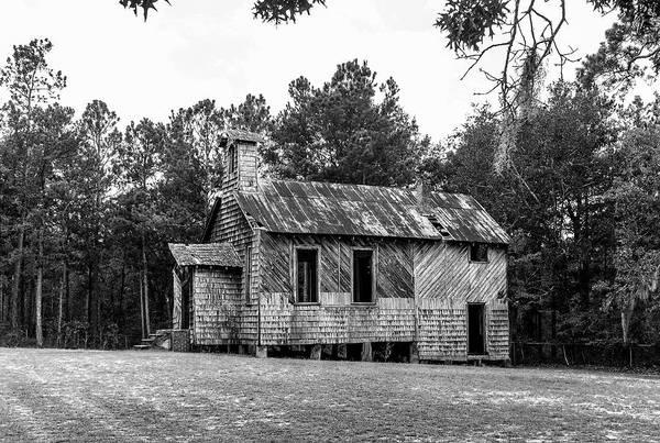 Photograph - Halfway Creek Church by Bill Hosford