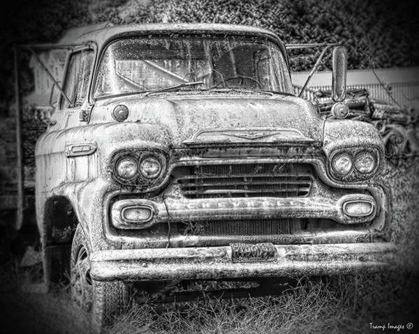 Photograph - Hard Days by Wesley Nesbitt