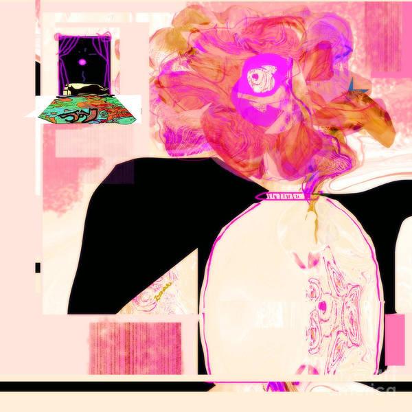 Wall Art - Mixed Media - Harvest Joy No 8 by Zsanan Studio