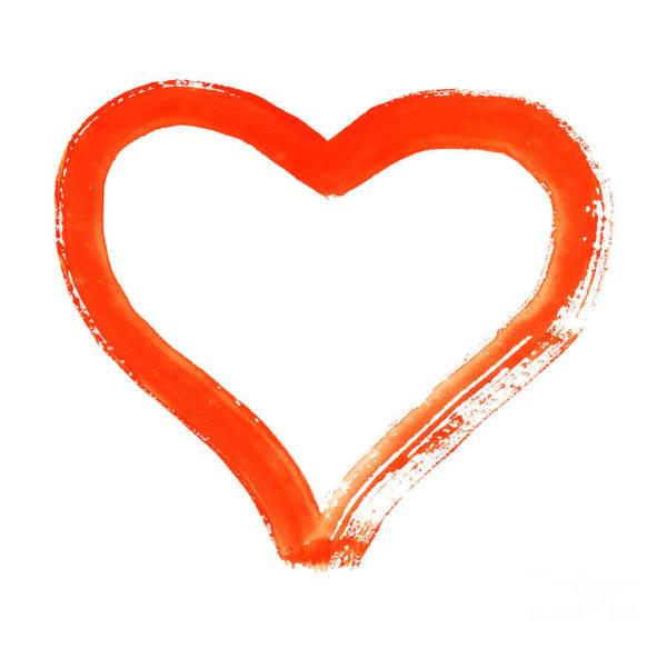 Wall Art - Photograph - Heart - Symbol Of Love by Michal Boubin