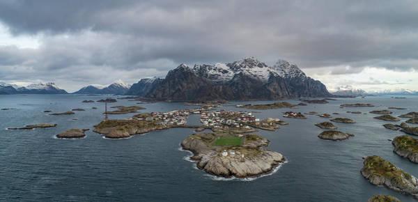 Photograph - Henningsvaer Lofoten by Kai Mueller