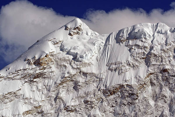 Khumbu Wall Art - Photograph - Himalayan Mountain Landscape by Pal Teravagimov Photography