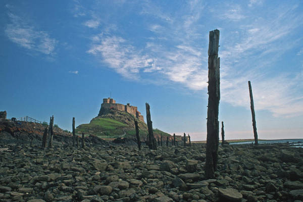 Berwick Upon Tweed Photograph - Holy Island Castle by Epics