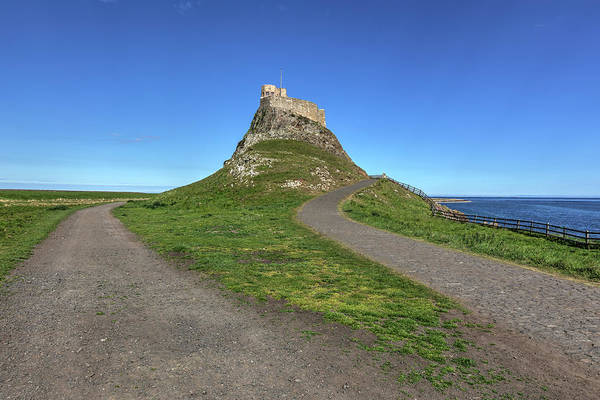 Wall Art - Photograph - Holy Island Of Lindisfarne - England by Joana Kruse