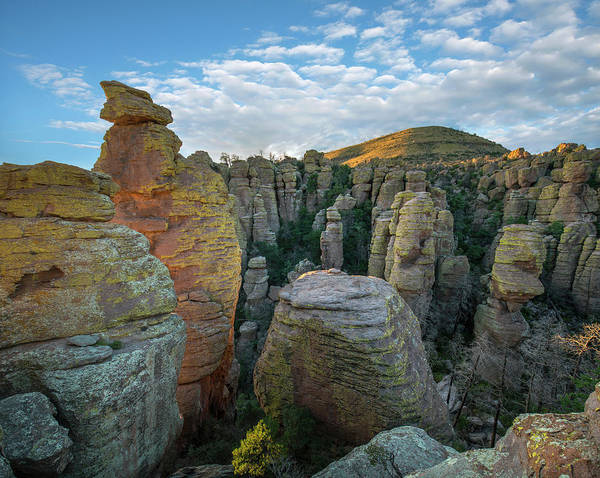 Photograph - Hoodoos From Massai Point Nature Trail by