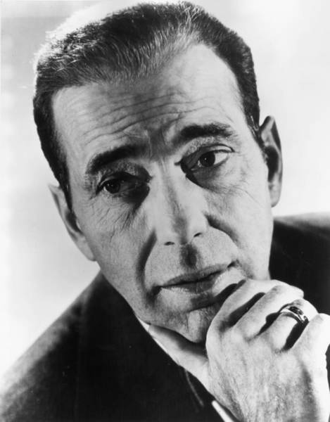 Wall Art - Photograph - Humphrey Bogart by Hulton Archive