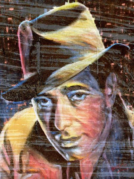 Bogart Digital Art - Humphrey Bogart Artwork by James Shepherd